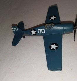 F8F Hellcat Model Airplane, 1:72 Scale, L.1990's