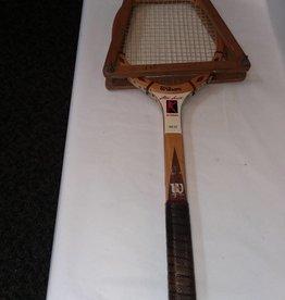 "Stan Smith Tennis Racket, Wilson, 26.75"", 1960's"