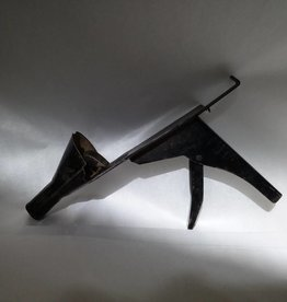 "Oil Can Gun Opener, 9.5"", 1930's"