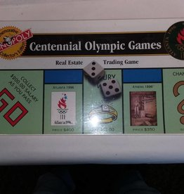 Monopoly 1996 Olympics Unused Game