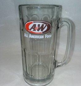 A&W Root Beer Tall Mug, 12 Ounce, 1990's