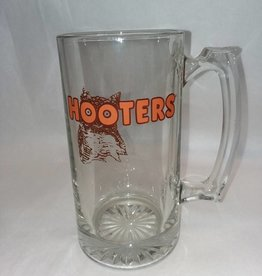 Hooters Beer Mug, 24 Ounce, 1990's