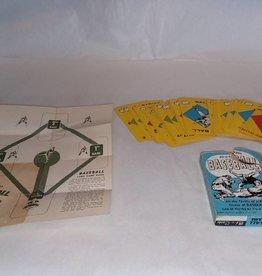Ed-U-Cards Baseball Game, 1957