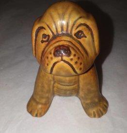 """Lisa Larson Bulldog, 2.75"""", 1970's"""