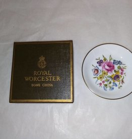 "Royal Worchester Dresser Dish, Original Box, 4"", 1960's"