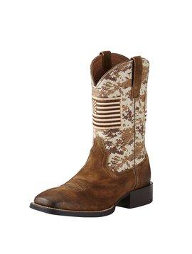 Ariat Men's Sport Patriot Western Boot 10019959