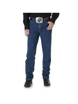 Wrangler Mens  Advance Comfort Prewash Blue Jeans 47MACMS