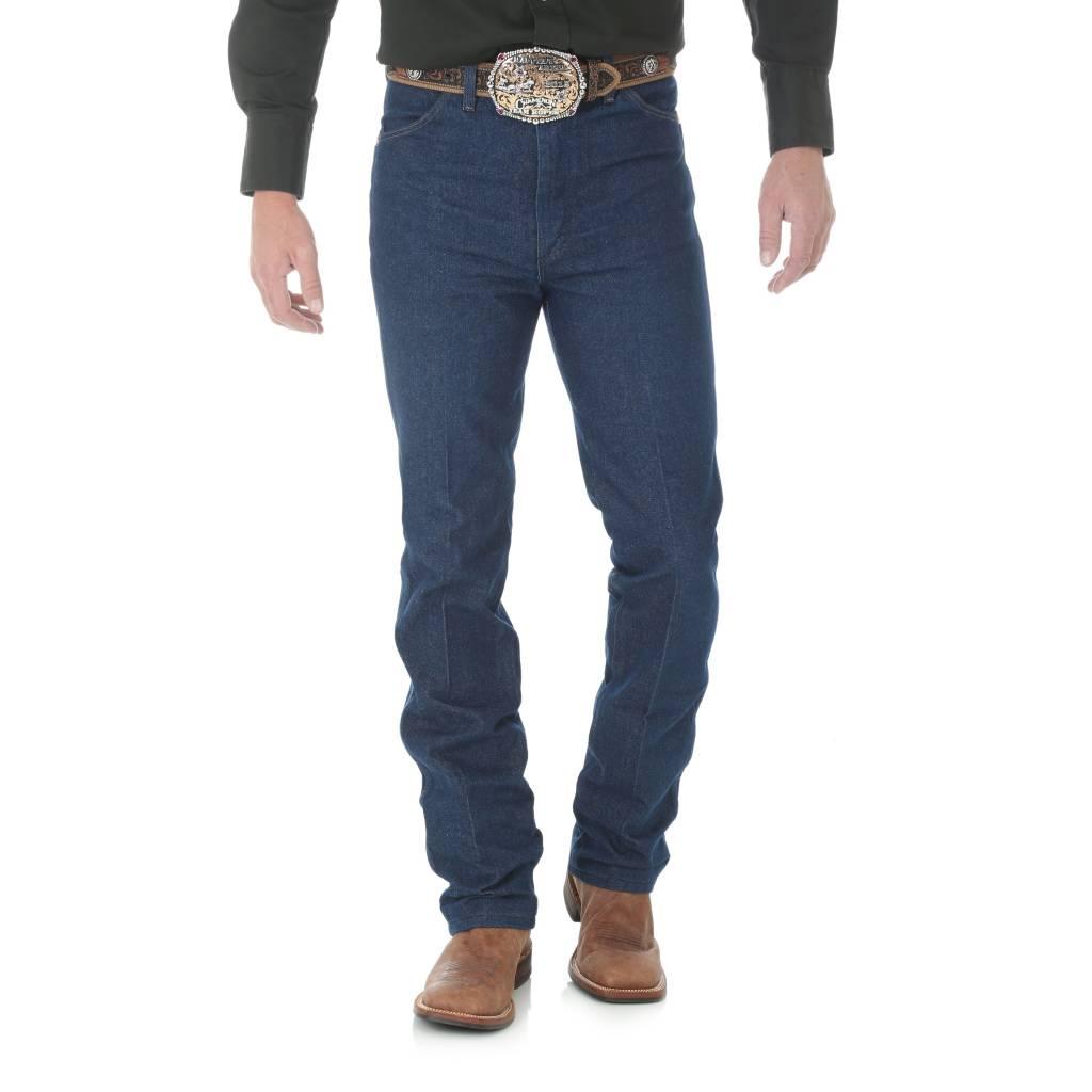 Wrangler Mens Rigid Slim Fit Jeans 936DEN