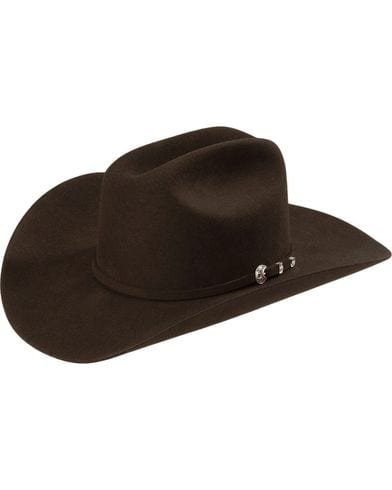Stetson Hat Corral 4X Chocolate  SBCRAL-944222