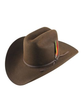 Stetson Hat Rancher 6X Chocolate  SFRNCH-01402271