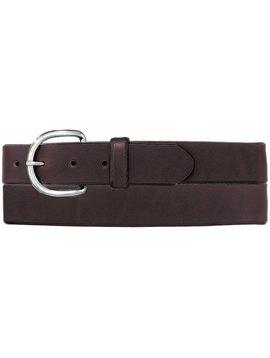 Leegin Men's  Brown Blue Light Special Belt K1207