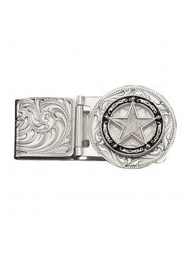 Montana Silversmith Hinged Star Money Clip MCL810