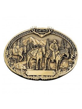 Montana Silversmith Pack Horse Buckle 60789C