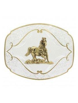 Montana Silversmith Galloping Horse Buckle 2920-463
