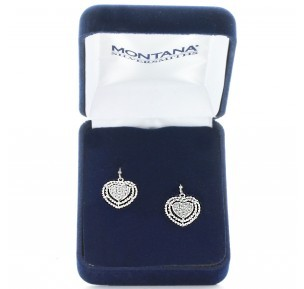 Montana Silversmith Er3393 Roped Heart Earrings