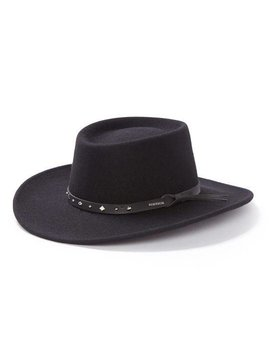 Stetson Hat BlackHawk Crushable Felt Hat