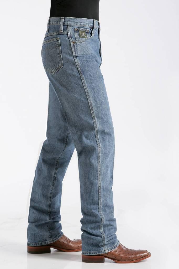 Cinch Green Label Medium Stonewash Jeans MB90530001
