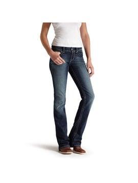 Ariat Ladies R.E.A.L Boot Cut Jean 10011683