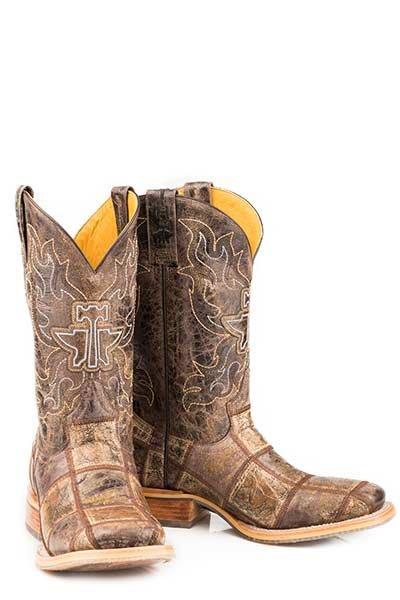 """Tin Haul 14-020-0007-0342BR   Men's """"Money Maker"""" Boot"""