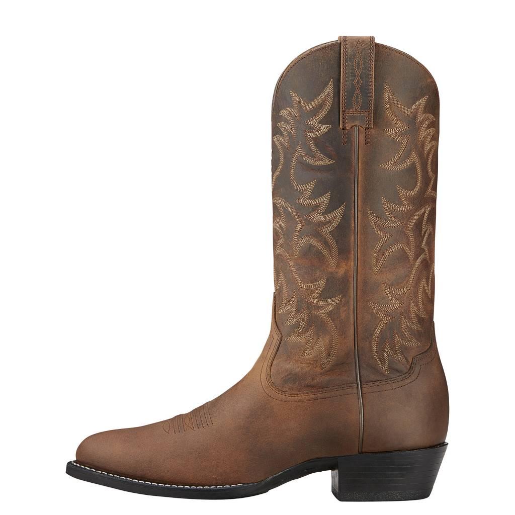 Ariat Men's Heritage Western R Toe Boot 10002204