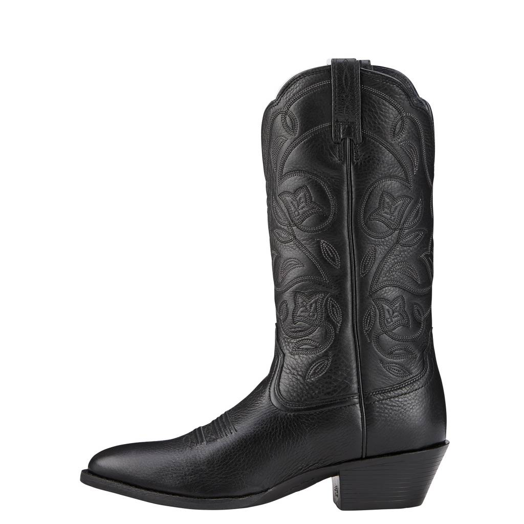 Ariat Women's Heritage Western R Toe Boot 10001037