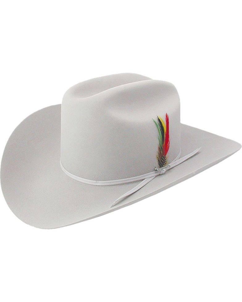 Stetson Hat Rancher 6X Silver Belly  SFRNCH-01406172