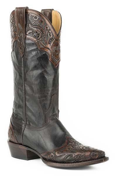 """Stetson Boot """"Jolie""""  12-021-6105-1095BR"""