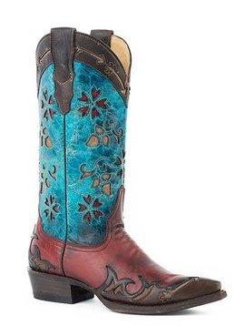 """Stetson Boot """"Arrow""""  12-021-6105-1098RE"""