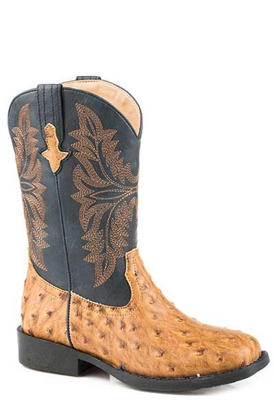 "Roper ""Cowboy Cool"" Tan  09-119-1224-1526TA"