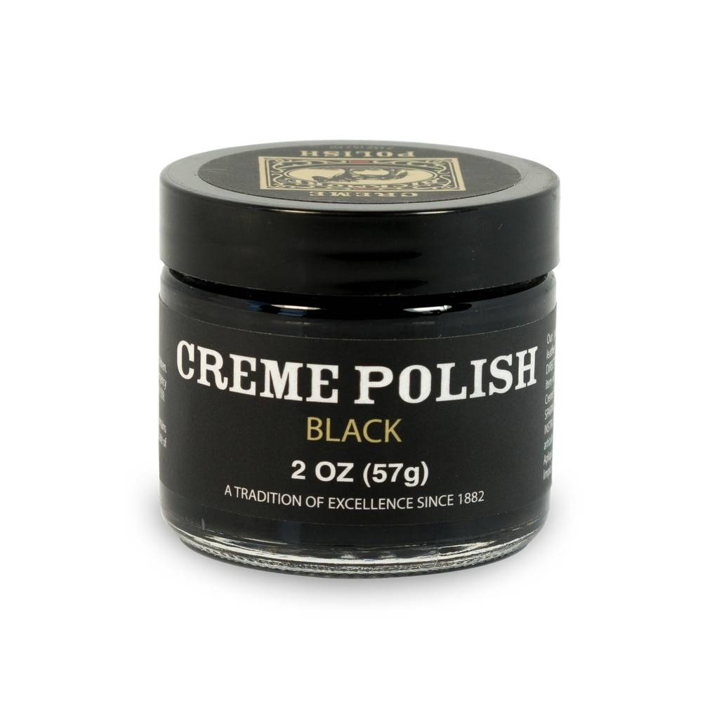 Bickmore BIC10FPR114  Creme Black Polish 2oz