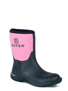 "Roper 'Barnyard Lady"" Pink  09-021-1135-1111PI"