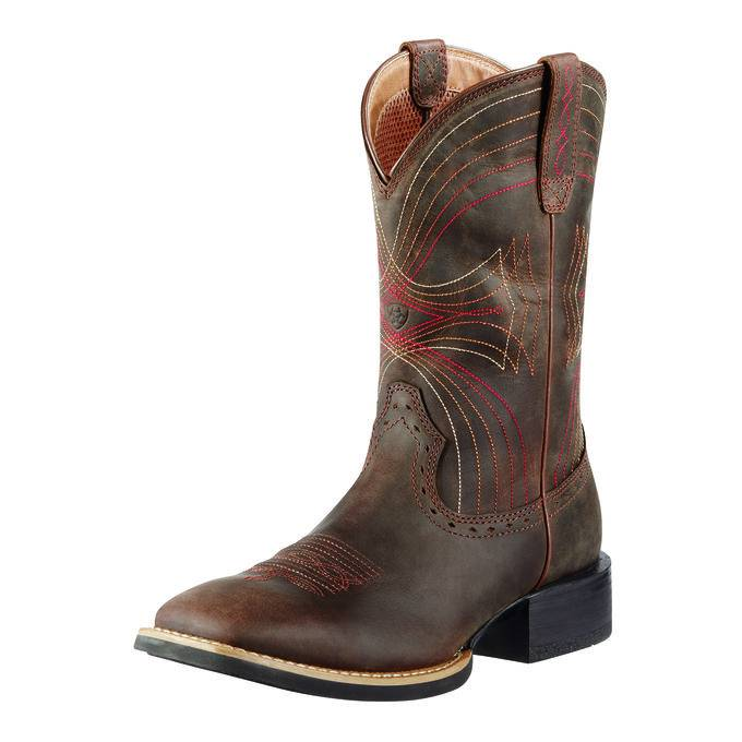 Ariat 10010963 Sprot Wide Square