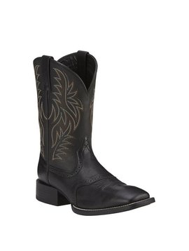 Ariat 10016292 Black Western Wide Square