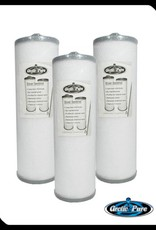 Arctic Spa Promo2 - 3 Filters Silver Threaded