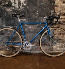 CONSIGNMENT: Ross Road Bike Blue - 55cm