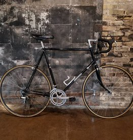 Consignment: Zebrakenko Black Road Bike 62cm