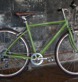 Civia Venue Bike: 1x8 Avocado Green MD