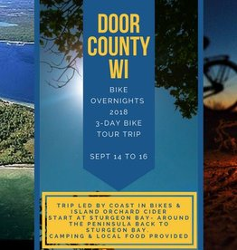 Door County: Bike Overnight 2018