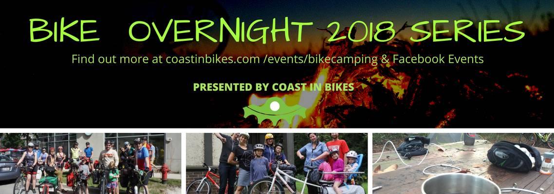 Bike Camping 2018
