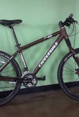 """CONSIGNMENT: Cannondale F4 Brown 17"""""""