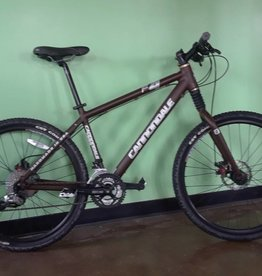 CONSIGNMENT: Cannondale F4 Brown 17""
