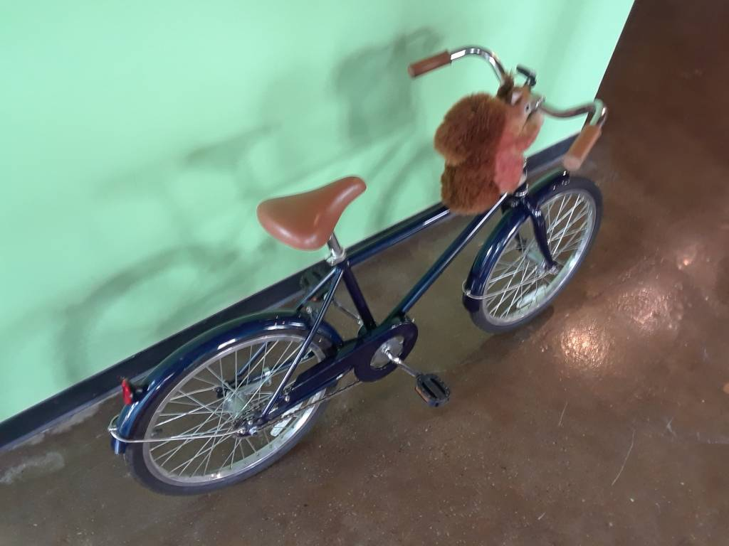 "CONSIGNMENT: Linus Lil' Roadster 20"" Blue"