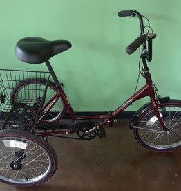 Consignment: Worksman Trike Folding