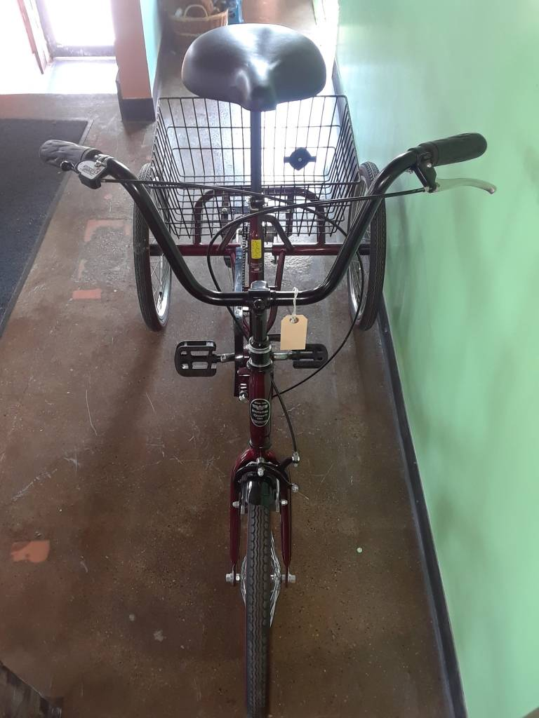 Consignment: Worksman Trike Folding