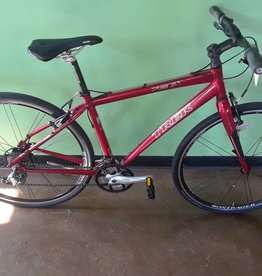CONSIGNMENT: Trek 7.5 Fx Red 17.5""