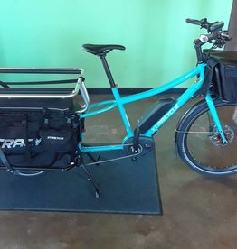 Xtracycle Bosch Zone Blue 10e w/ Kid Accessories