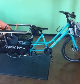 Xtracycle Edgerunner Swoop  Zone Blue 2017