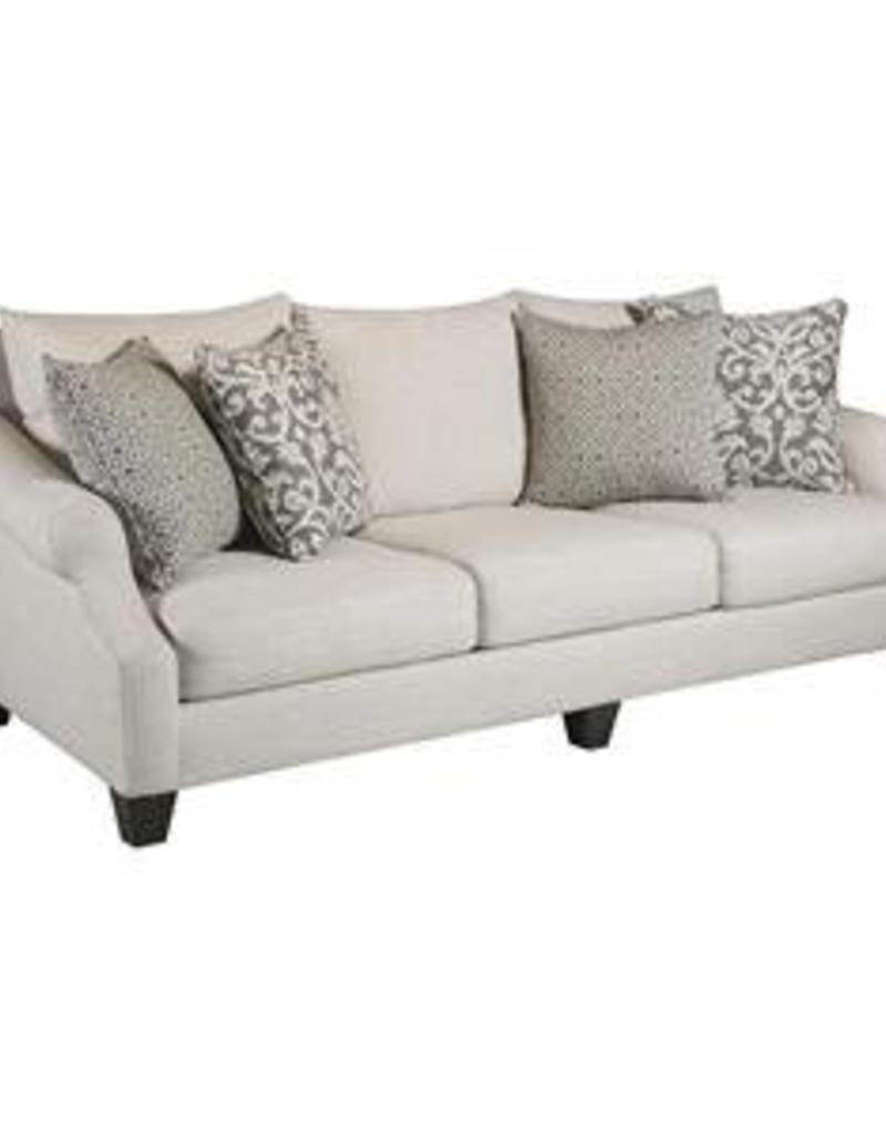 Corinthian Lavish Cream Sofa