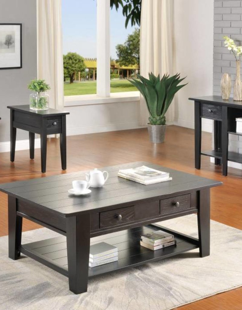 Myco Ezra Black Coffee Table
