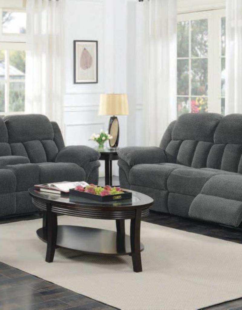 CLS Wesley Graphite Sofa
